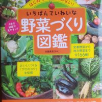 野菜作り図鑑が発売されました。